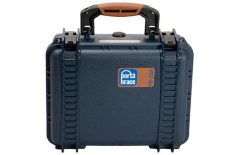 Porta-Brace PB-2300F  Extra-Small Hard Case with Foam PB-2300F
