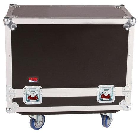 Gator Cases G-TOUR SPKR-2K12 Tour Case For Two QSC K12 Speakers G-TOUR-SPKR-2K12