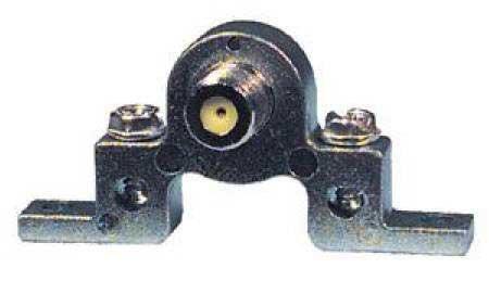 TecNec CV87  MCM Grounding Block Single Zinc Die-Cast Includes-Mounting Screws CV87