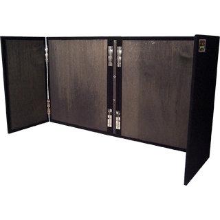 "Grundorf Corp ML-F3260B Grundorf Foldable Facade, 32""x60"" ML-F3260B"