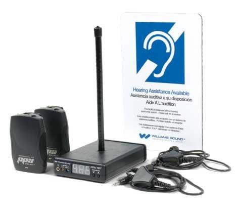 Williams Sound FM ADA KIT 1 FM ADA Compliance Value Kit  FM-ADA-KIT-1