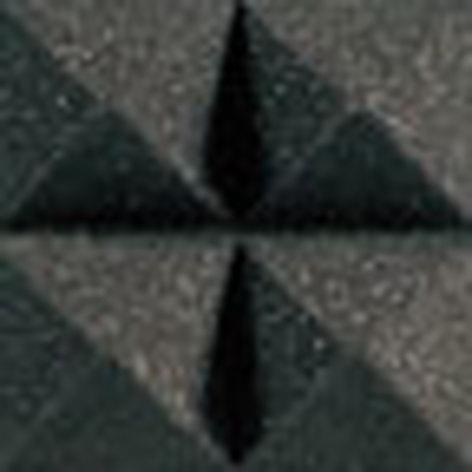 """Auralex 4SF24CHA 2'x4'x4"""" StudioFoam Wedge, Charcoal (Burgundy shown) 4SF24CHA"""