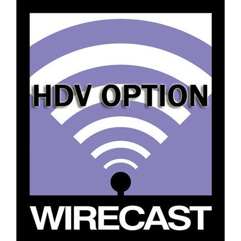 Telestream HDV-OPTION-WIN Wirecast HDV Option for Wiindows HDV-OPTION-WIN
