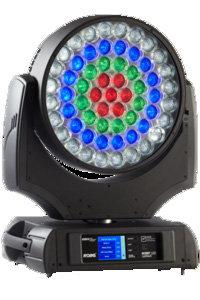 Robe Lighting, Inc ROBIN 1200 LEDWash LED Wash Moving Head Fixture ROBIN-1200-LED-WASH