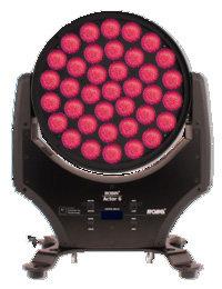 Robe Lighting, Inc ROBIN Actor 6 LED Moving Head Wash Fixture ROBIN-ACTOR-6