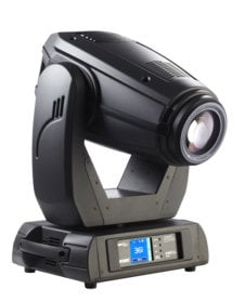 Robe Lighting, Inc ROBIN DLX Spot LED Moving Head Fixture ROBIN-DLX-SPOT