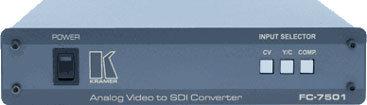 Kramer FC7501 Multi-Standard Component to SDI Converter FC7501