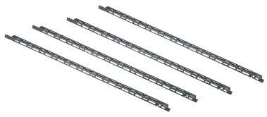"Middle Atlantic Products LL-HA21-4  Pack of (4) 21"" Horizontal Angle Lever Locks LL-HA21-4"