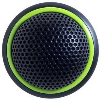 Shure MX395B/O-LED Low Profile Boundary Mic Black Omni LED MX395B/O-LED