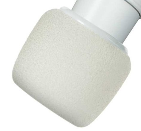 Shure ACVO4WS-W 4-Pack of White Windscreens for Centraverse CVO Microphones ACVO4WS-W