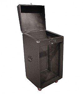 Odyssey CXC1016W  10RU Top/16RU Slanted Carpeted DJ Case CXC1016W