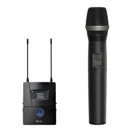 AKG PR4500-HT  HT4500 ENG/ Videographer Wireless  System, with Handheld Transmitter PR4500-HT