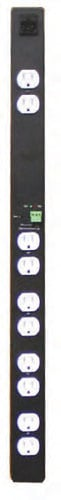 Lowell ACS-1510-RPC  15A Corded AC Power Strip with Remote Control ACS-1510-RPC