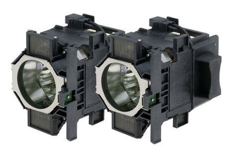 Epson V13H010L73  Epson ELPLP73 Dual Replacement Projector Lamps V13H010L73