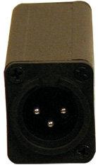 Rapco PADBLOX Inline Pad: -10, -20, -30, -40 or -50 dB PADBLOX