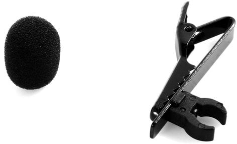 Line 6 LM4-4 Lavalier Condenser Microphone with 1/4-inch Jack LM4-4