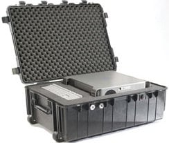 Pelican Cases PC1730-OD-GREEN Large O.D. Green Transport Case with Wheels PC1730-OD-GREEN