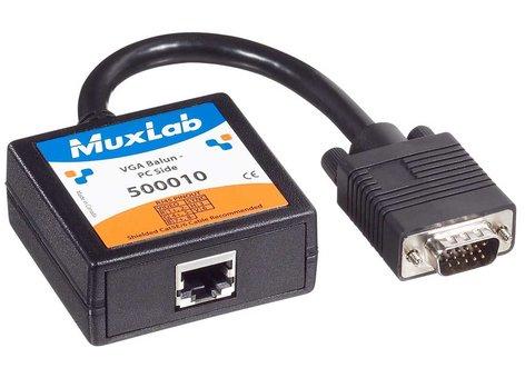 MuxLab MUX-500014  Female VGA Balun MUX-500014