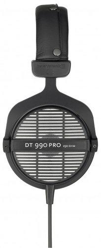 Beyerdynamic DT 990 Pro Open-Back 250 Ohm Dynamic Headphones DT990-PRO