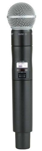 Shure ULXD2/SM58-G50 SM58 G50 Band Handheld Microphone Transmitter ULXD2/SM58-G50