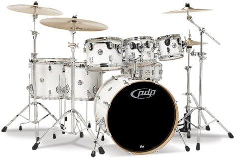 Pacific Drums PDCM2217 Concept Series Maple 7-Piece Shell Pack PDCM2217