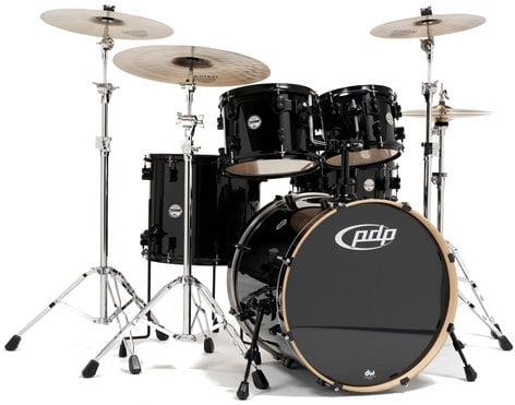 Pacific Drums PDCM2215 Concept Series Maple 5-Piece Shell Pack PDCM2215