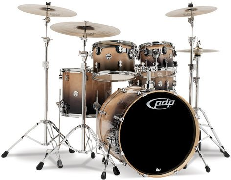 Pacific Drums PDCB2215 Concept Series Birch 5-Piece Shell Pack PDCB2215