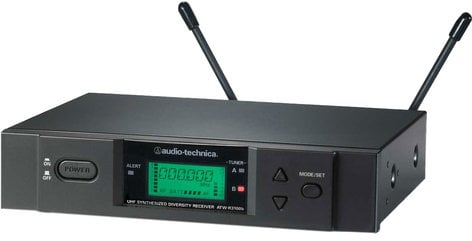 Audio-Technica ATW-R3100BC Wireless Microphone UHF Diversity Receiver - Band C (TV25-30) ATW-R3100BC