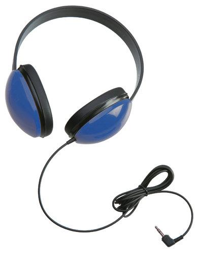 Califone International 2800-BL Listening First™ Stereo Headphones 2800-BL