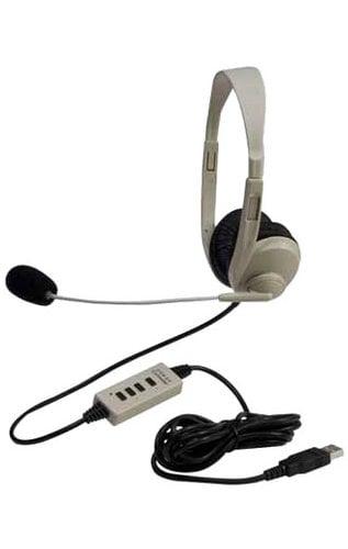 Califone International 3064-USB USB Stereo Headset 3064-USB