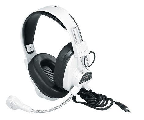 Califone 3066AV  Stereo Headset, with Microphone 3066AV