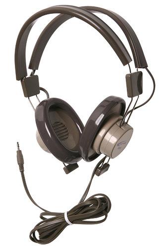 Califone International 610-44-CALIFONE  Stereo Binaural Headphones 610-44-CALIFONE