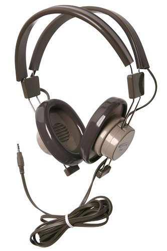 """Califone International 610-44S-CALIFONE Wired 1/8"""" Stereo Headphones 610-44S-CALIFONE"""