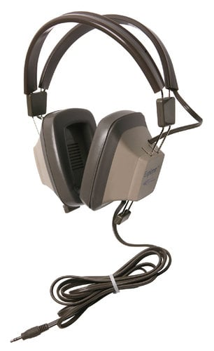 Califone International EH-3S-CALIFONE  Explorer™ Binaural Stereo Headphones EH-3S-CALIFONE