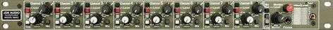 JDK Audio 8MX2 Compact 8x2x8 Mixer/Mic Pre 8MX2-JDK