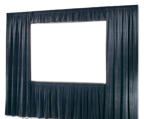 Draper Shade and Screen 242042  Ultimate Folding Screen Dress Kit 242042