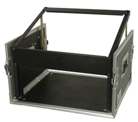 Grundorf Corp PRO-TR0418™ Pro Series Top-Load Rack, 9 Space Top, 4 Space Bottom PRO-TR0418