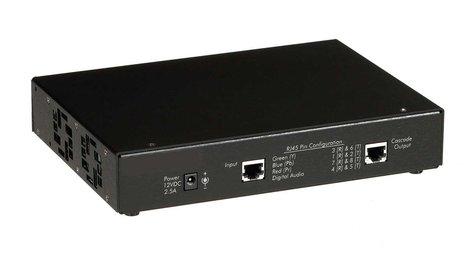 MuxLab MUX-500250  MuxLab 500250 VideoEase 8 Port Component Video Hubs MUX-500250
