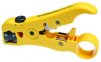Platinum Tools 15018C  All-In-One Cable Stripping Tool 15018C