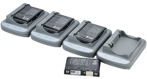 HM Electronics CZ11484 4 Bay AC850 Charger & Power Supply CZ11484