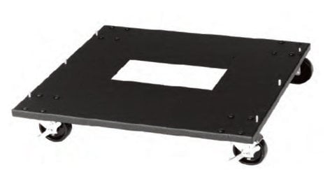 "Lowell LMSB-22 Shallow Mobile Base for 22"" Deep Racks LMSB22"