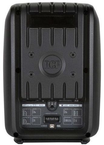 "RCF MYTHO 6 Active Two-Way 6.5"" DSP Monitoring System, 200W LF+100W HF MYTHO-6"