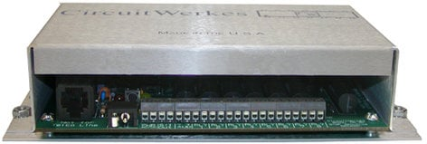 Circuitwerkes DS8-CIRCUITWERKES  DTMF Sequence Decoder, with 8 relay outputs DS8-CIRCUITWERKES