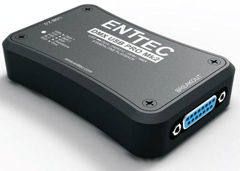 Enttec 70314 DMX USB Pro2 70314