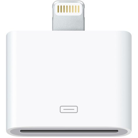 Apple LIGHTNING-30PIN-ADP  Lightning to 30-Pin Adapter (MD823ZM/A) LIGHTNING-30PIN-ADP