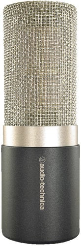 Audio-Technica AT5040 Large Diaphragm Condenser Studio Vocal Microphone AT5040
