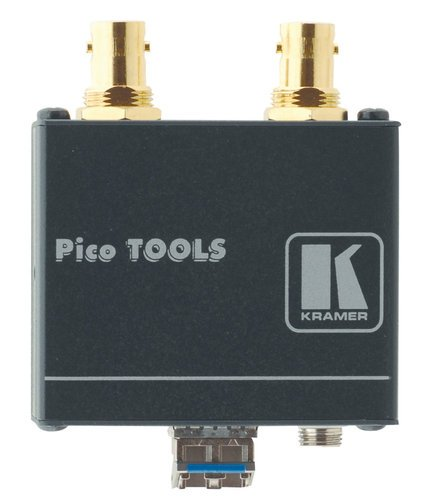 Kramer 690T 2-Channel 3G HD-SDI Fiber Optic Transmitter 690T