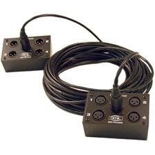 ETS PA205F 3x XLR-F to RJ45 InstaSnake Adapter ETS-PA205F