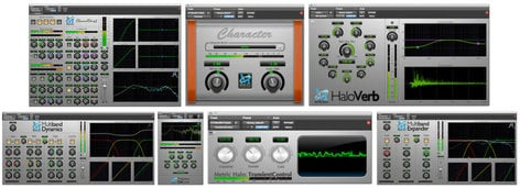 Metric Halo Production Bundle Processing Suite for Pro Tools™ 10 AAX (Electronic Delivery) MH-PRODUCTION-BUNDLE