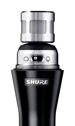 Shure KSM9HS Dual-Pattern Handheld Condenser Microphone KSM9HS